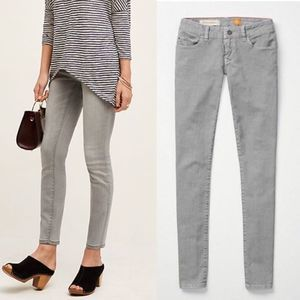 Anthro Pilcro & The Letterpress Stet Ankle Jeans